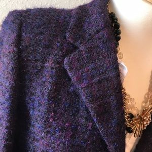 Talbots wool blend jacket blazer 8P